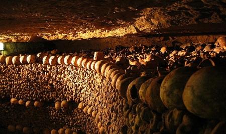 catacombe-parigi-ossario